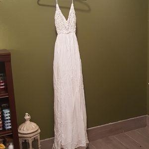 White Dress size M